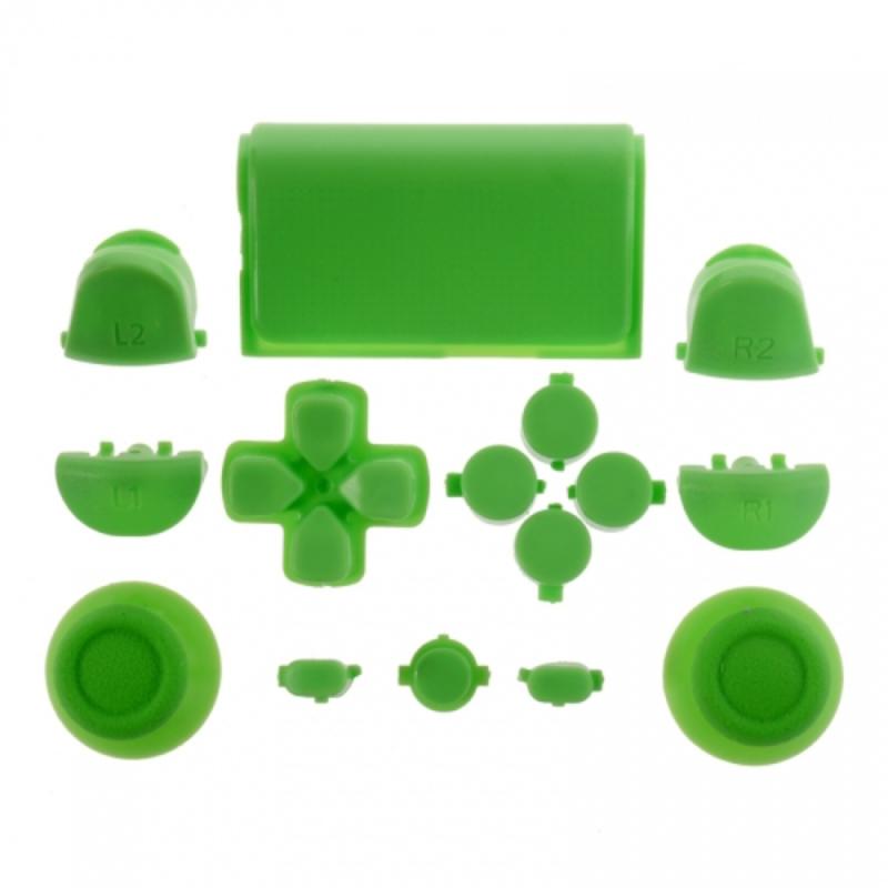 Groen (GEN 4, 5) - PS4 Controller Buttons