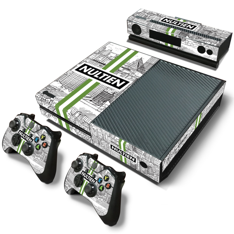 Nultien - Xbox One Console Skins