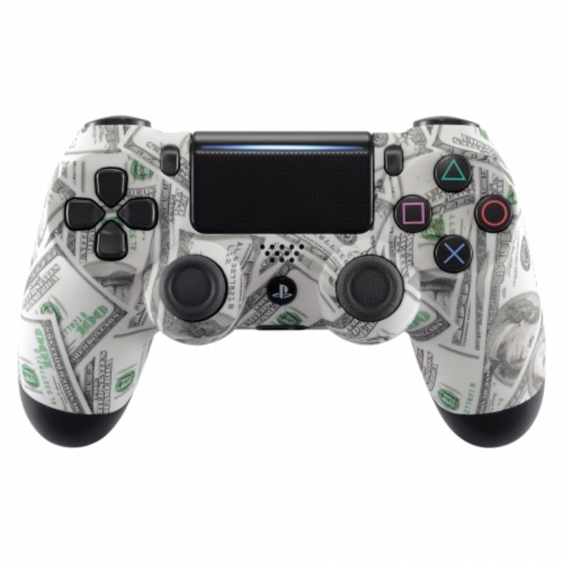 Dollars - Custom PS4 Controllers V2