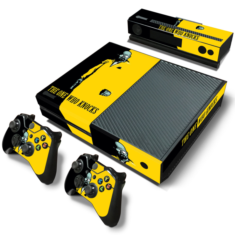The Man Who Knocks - Xbox One Console Skins