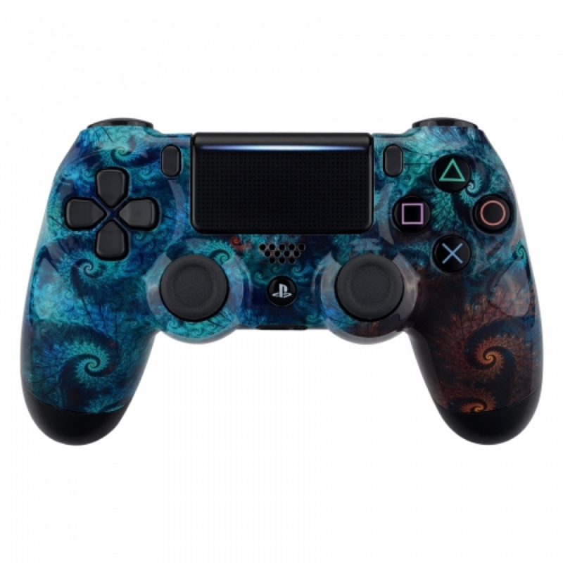 Spiral - Custom PS4 Controllers V2