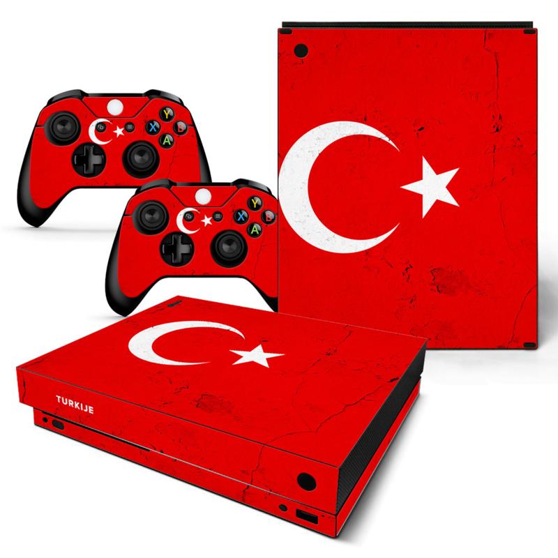 Turkey Premium - Xbox One X Console Skins
