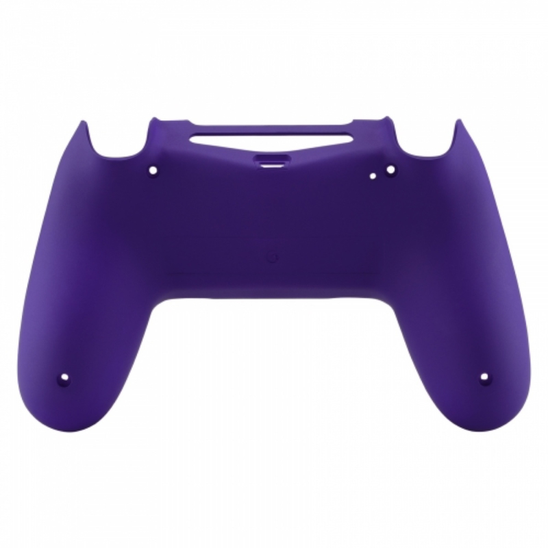 Soft Touch Paars (GEN 4, 5) - PS4 Controller Back Shells