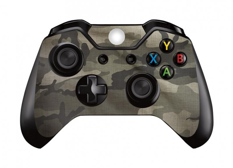 Army Camouflage Flecktarn - Xbox One Controller Skins