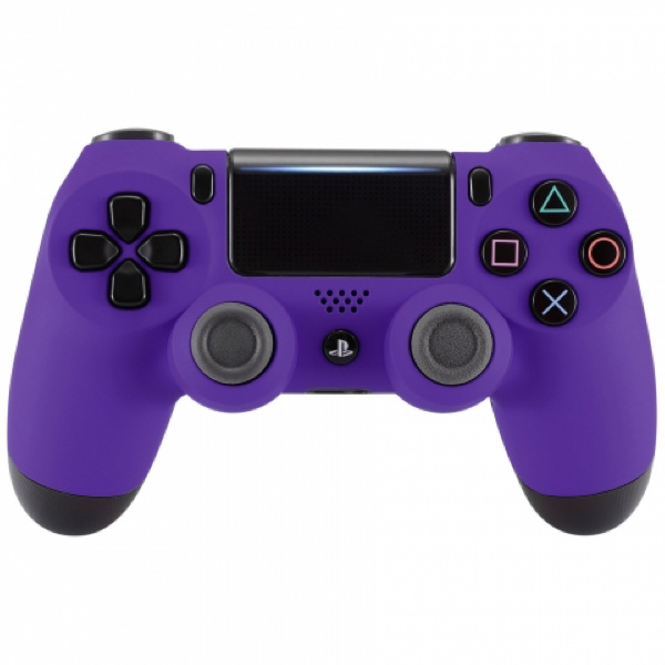 Sony DualShock 4 Controller PS4 V2 - Soft Touch Paars Custom