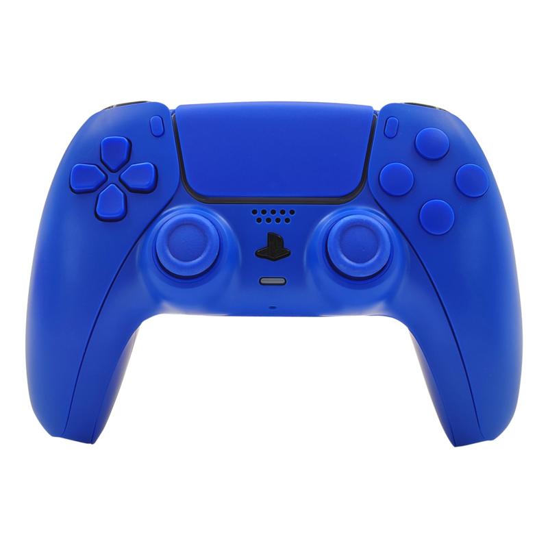 Sony PS5 DualSense Draadloze Controller - Blauw Set Custom