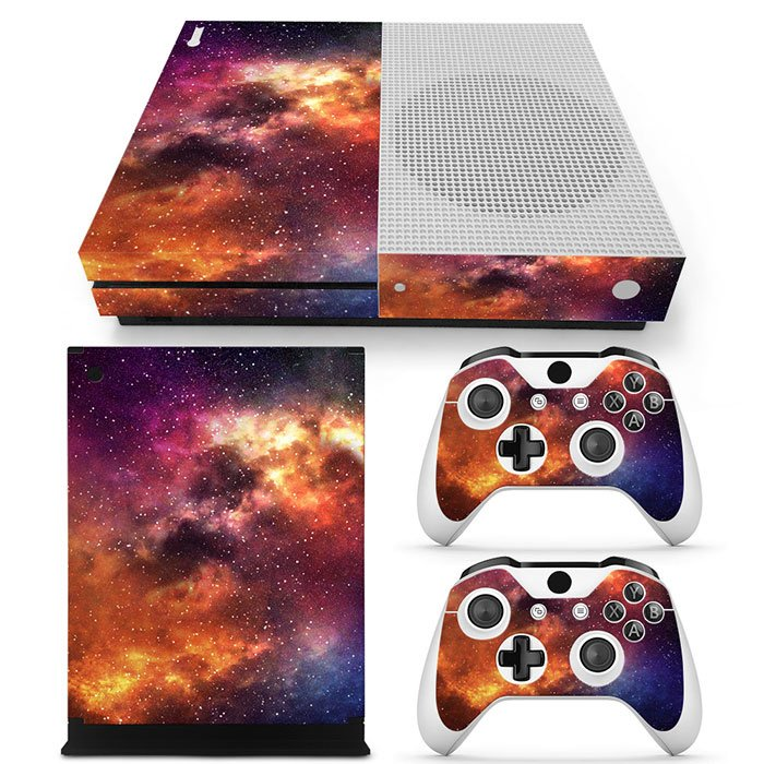 Starry Sky - Xbox One S Console Skins