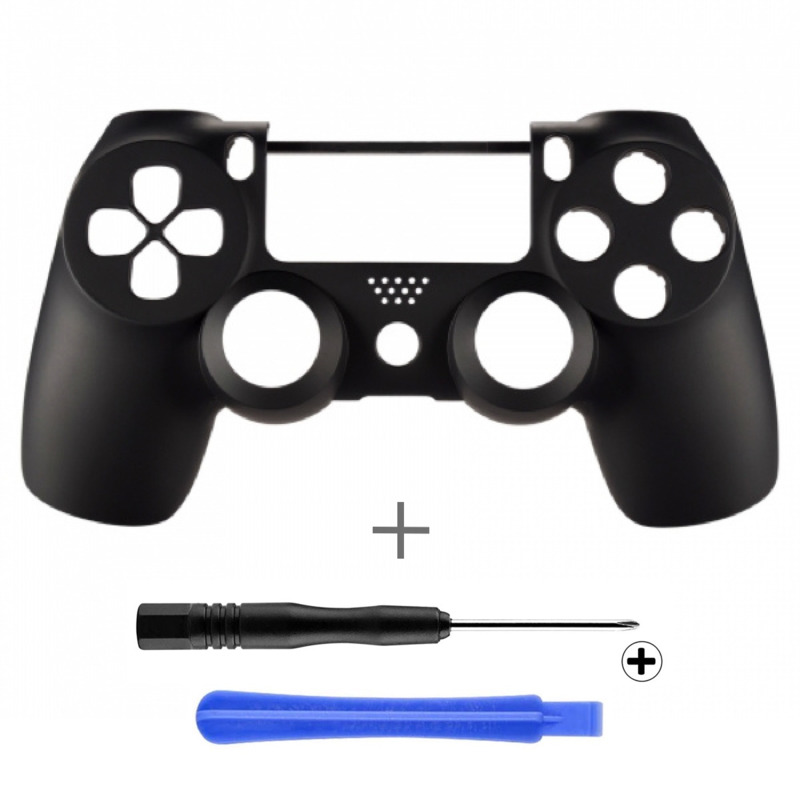 Original Jet Black (GEN 4, 5) - PS4 Controllers Shells