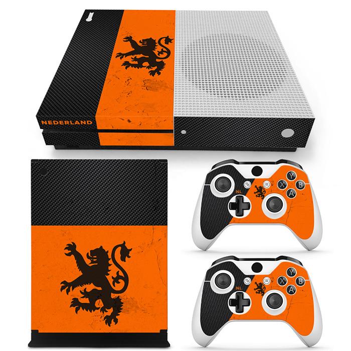 Nederland Premium - Xbox One S Console Skins