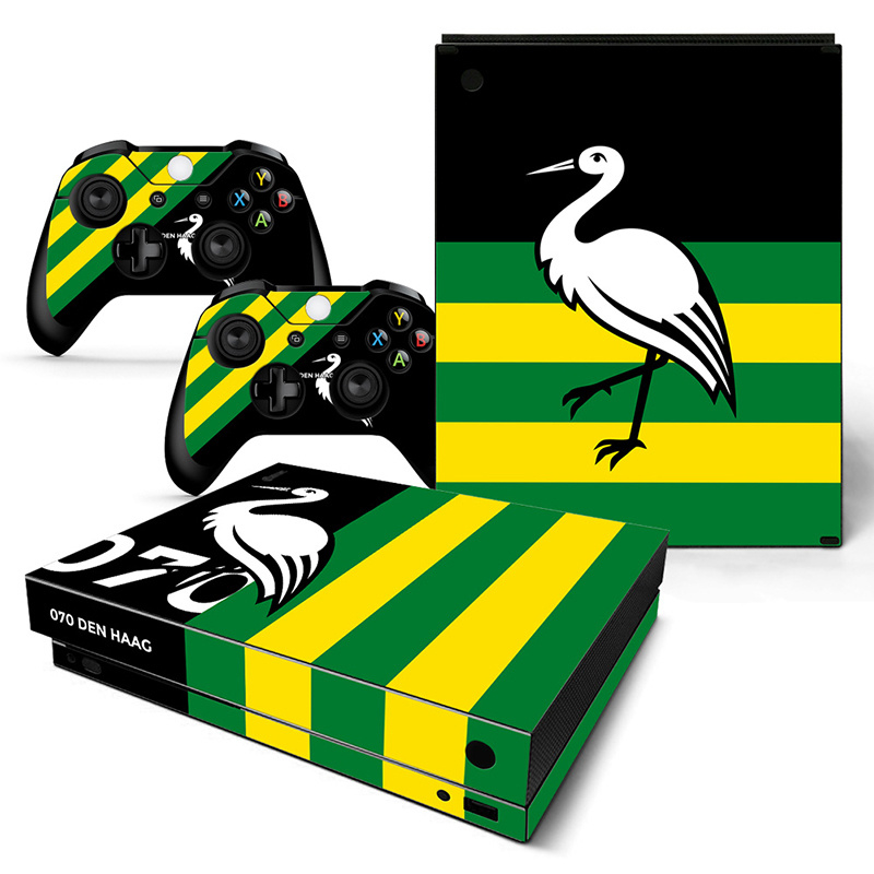 Den Haag Premium - Xbox One X Console Skins
