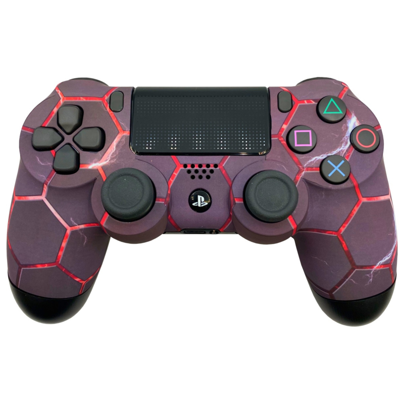 Hex Fireball - Custom PS4 Controllers V2