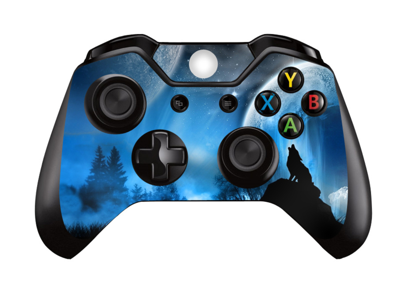 Dire Wolf - Xbox One Controller Skins