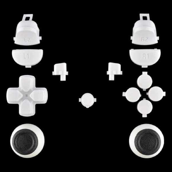 Wit (GEN 4, 5) - PS4 Controller Buttons
