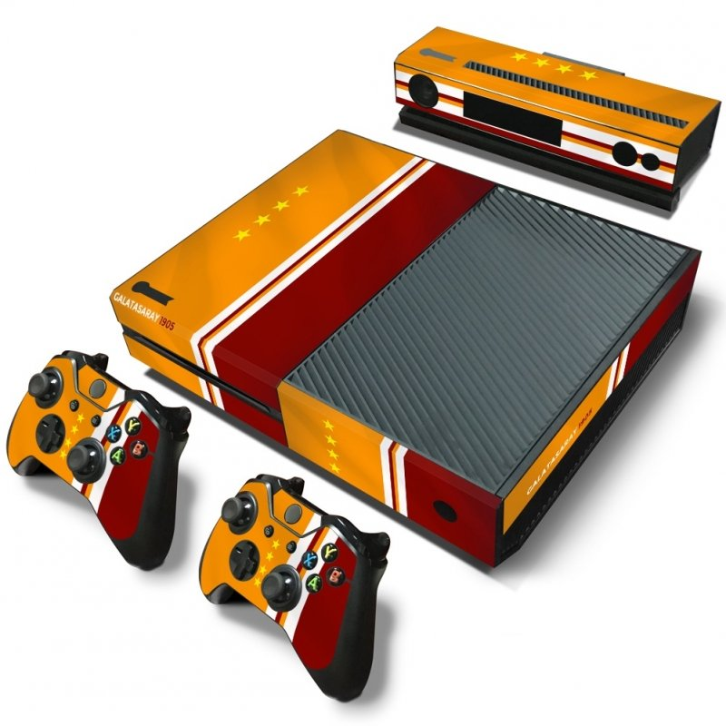Galatasaray Premium - Xbox One Console Skins