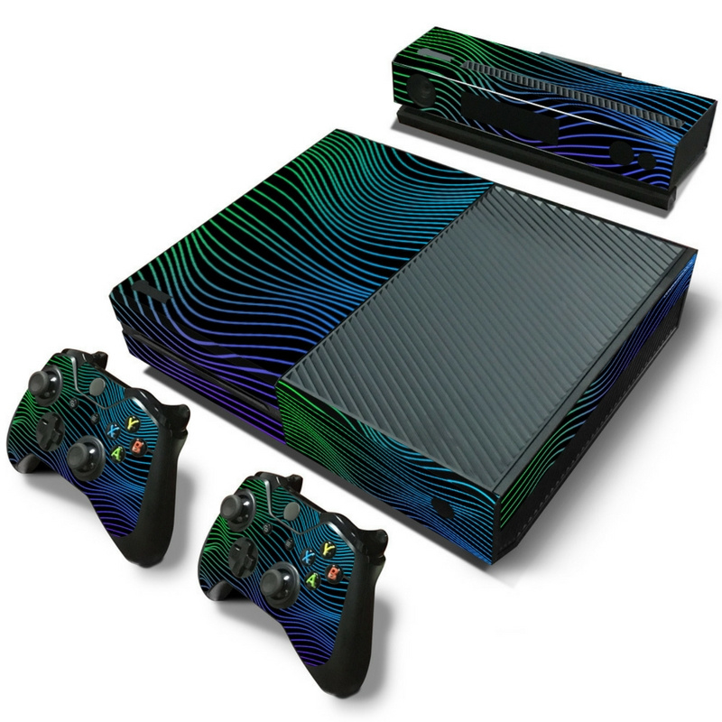 Brainwaves - Xbox One Console Skins
