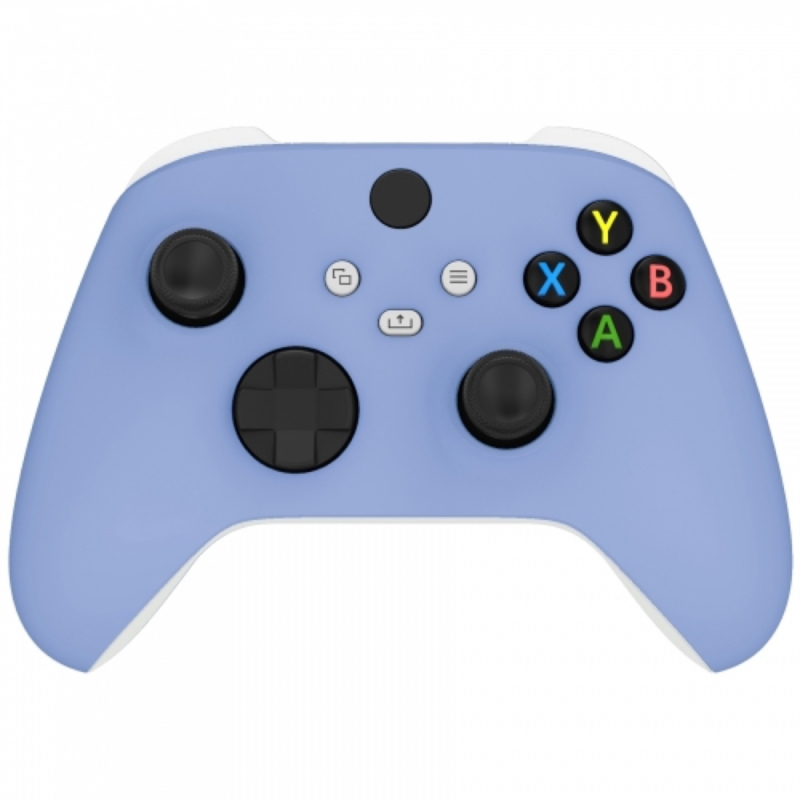 Xbox Series Draadloze Controller - Soft Touch Violet Custom