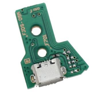 USB Oplaad Connector JDS-055  - PS4 Controller Onderdelen