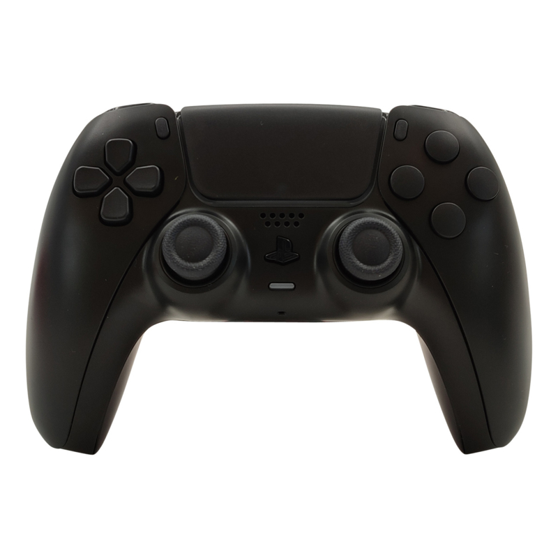 Sony PS5 DualSense Draadloze Controller - Zwart Set Custom