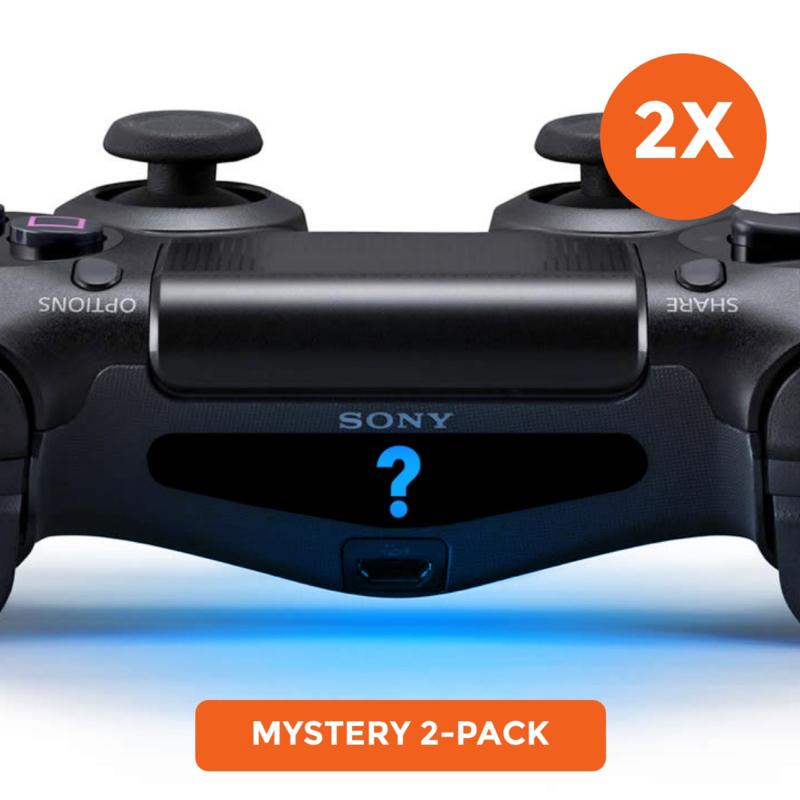 Mystery 2 Pack - PS4 Lightbar Skins