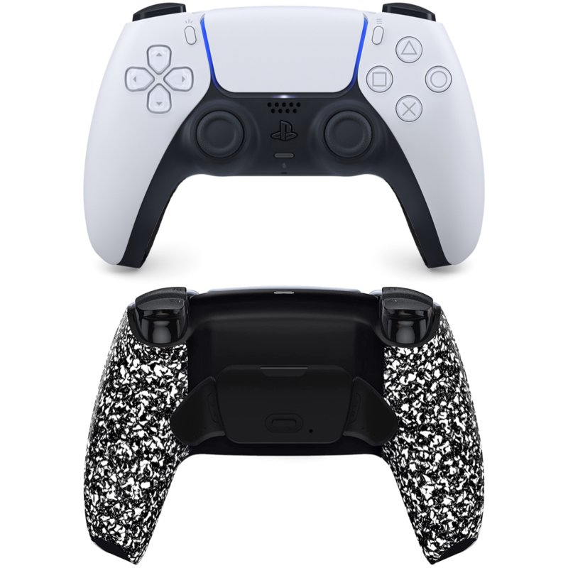 Sony DualSense eSports Controller PS5 - Wit 3D Grip Custom