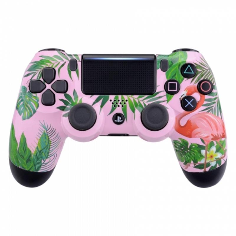Flamingo - Custom PS4 Controllers