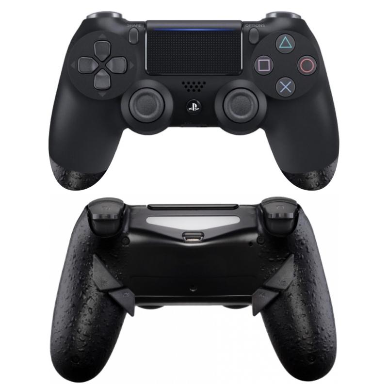 Sony DualShock 4 PRO eSports Controller PS4 V2 - 3D Grip Black Custom