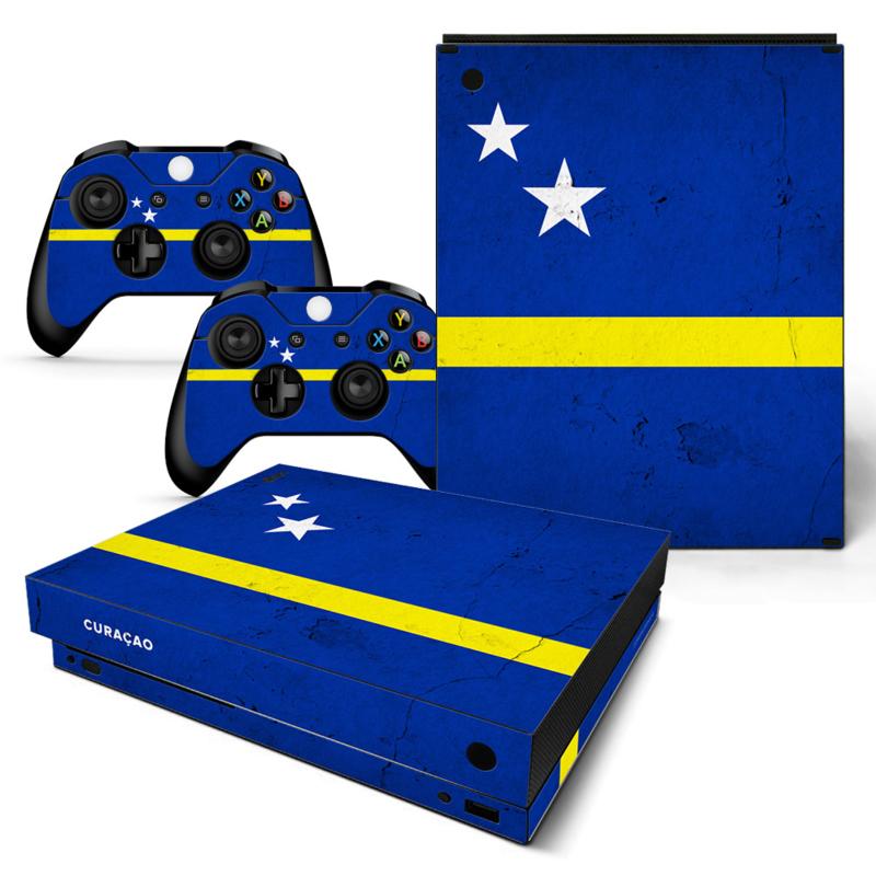 Curaçao Premium - Xbox One X Console Skins