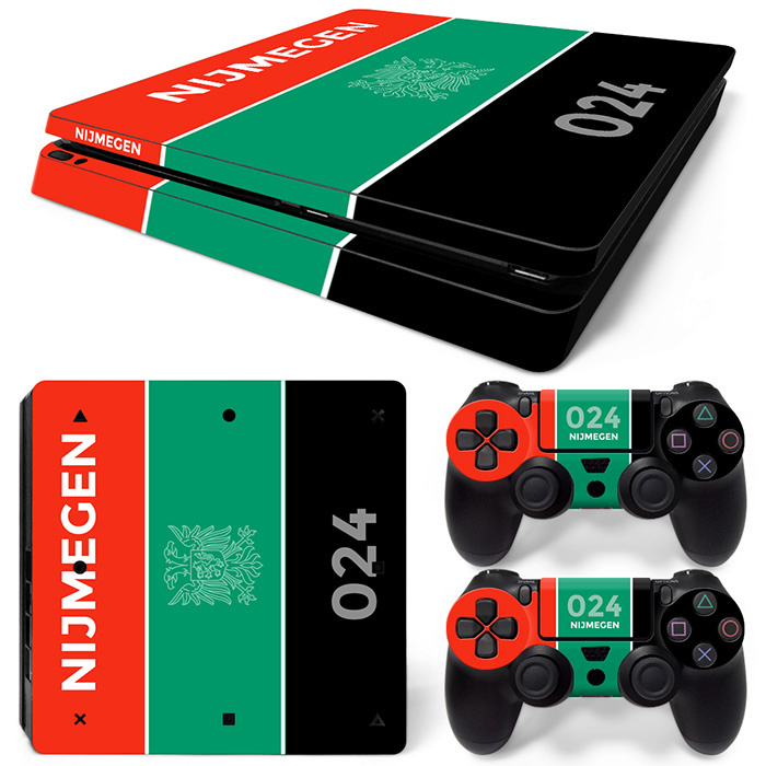 Nijmegen Premium - PS4 Slim Console Skins