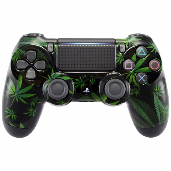 Weed - Custom PS4 Controllers V2
