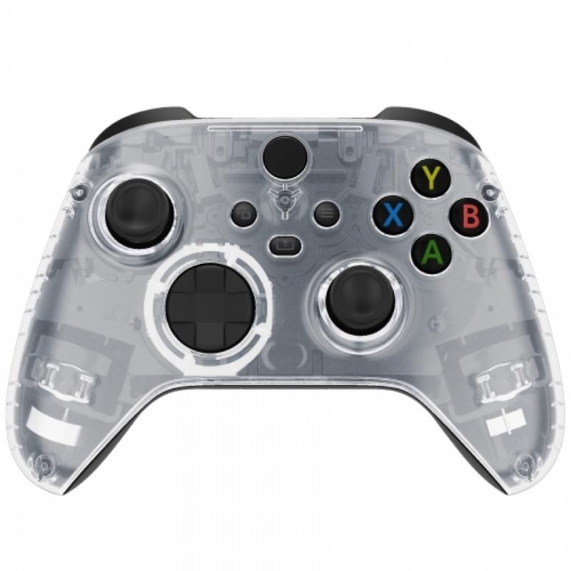 Xbox Series Draadloze Controller - Transparant Custom