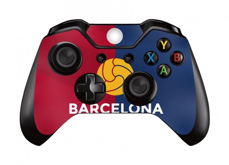 Barcelona Premium - Xbox One Controller Skins