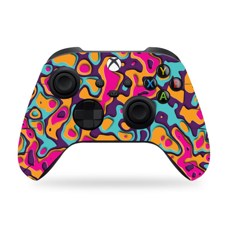 Xbox Series Controller Skins - Artboard Colorscheme