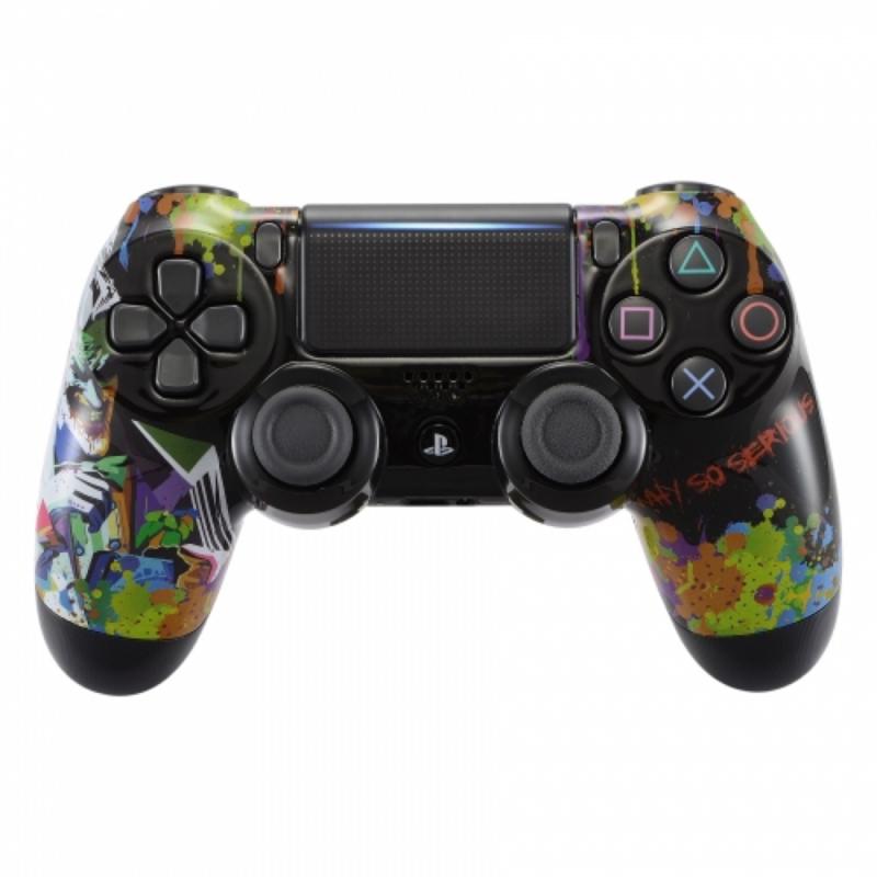 Sony DualShock 4 Controller PS4 V2 - Joker Custom
