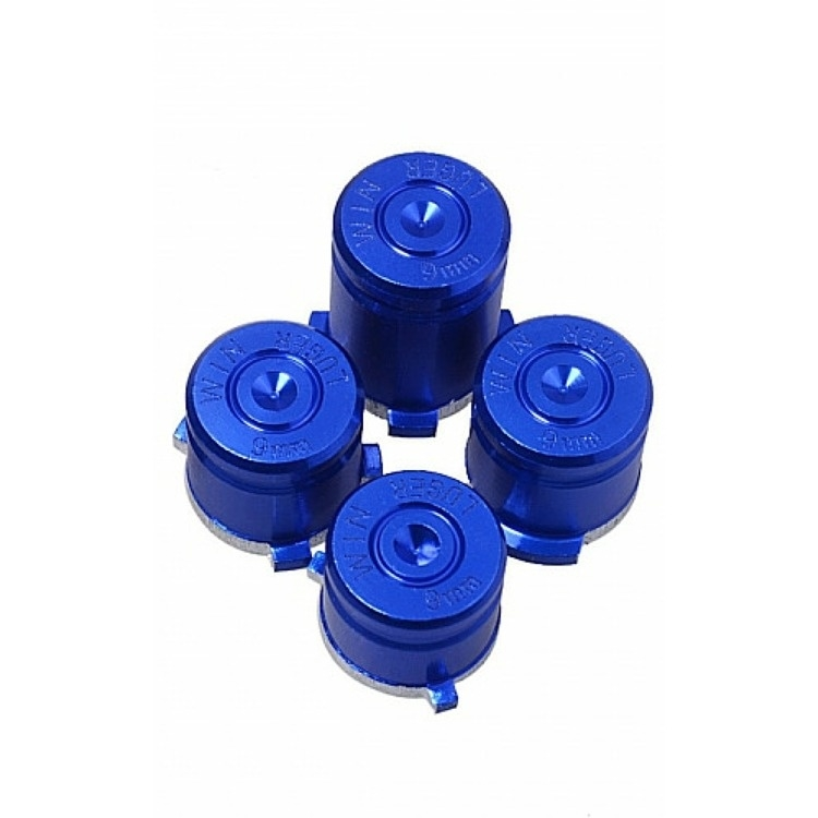 Blauw Bullet Buttons - Xbox One Controller Buttons
