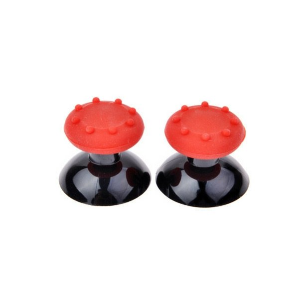 Rood 8 Dots - Xbox One Thumb Grips