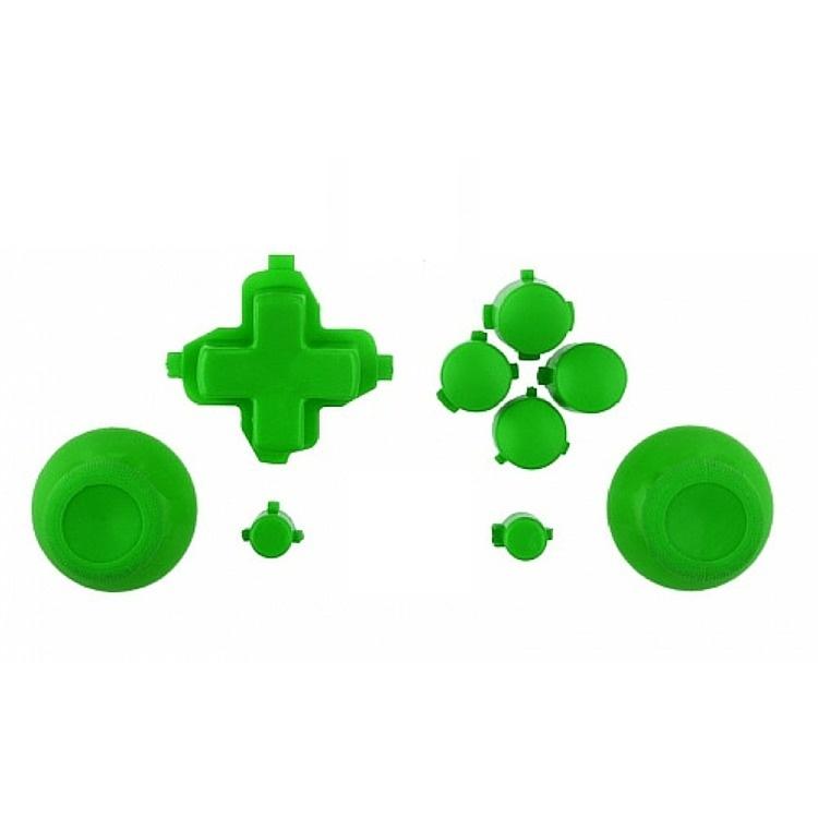 Groen - Xbox One Controller Buttons