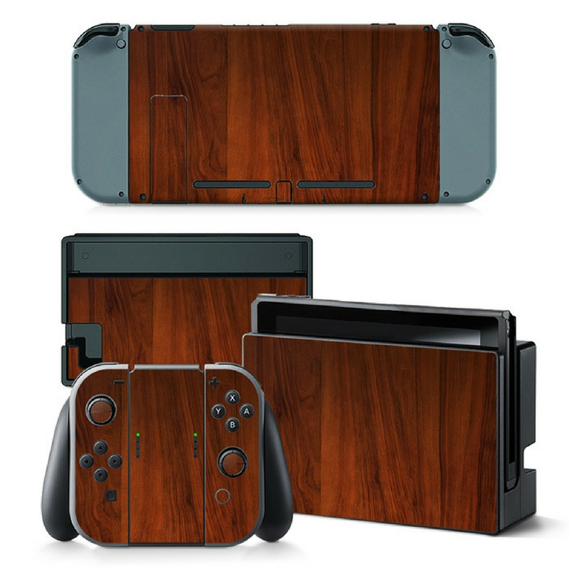 Wood Elegant - Nintendo Switch Skins