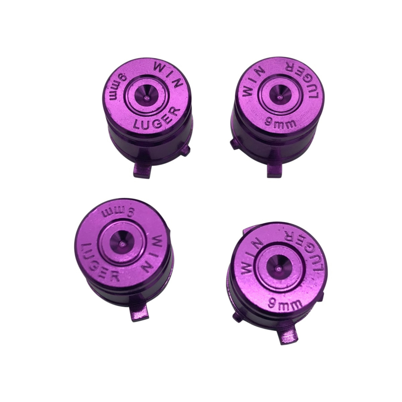 Paars Bullets - PS4 Controller Buttons