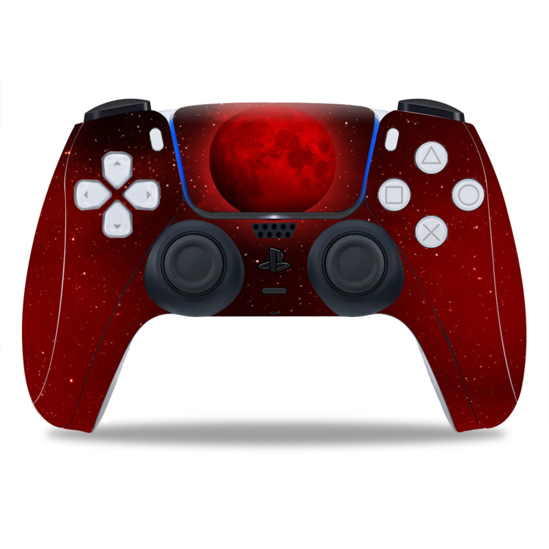 PS5 Controller Skins - Red Planet