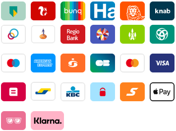 Smoooth payments by Klarna.