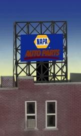 Reclamebord 33-8895 Napa Auto Parts N