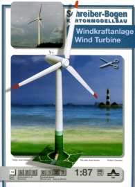Bouwplaat SB 709   Windmolen