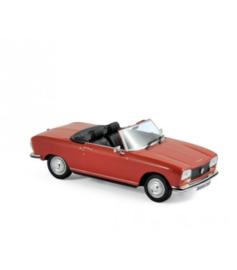 473412 Peugeot 304 Cabriolet S 1973 1:43