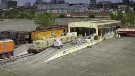 WA 532918 Overlaad station HO