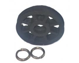 85000130 Graveer roller stoeprand schaal O