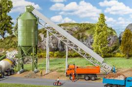 FA 130174 silo met transportband HO