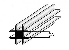 kruis verbindingsprofiel 448-51