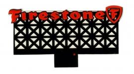 Reclamebord 5382 Firestone HO
