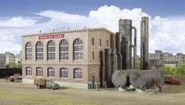 WA 532905 Gasfabriek met tanks HO