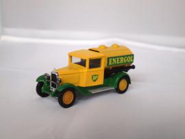 Solido C4F tankwagen Energol 1:43